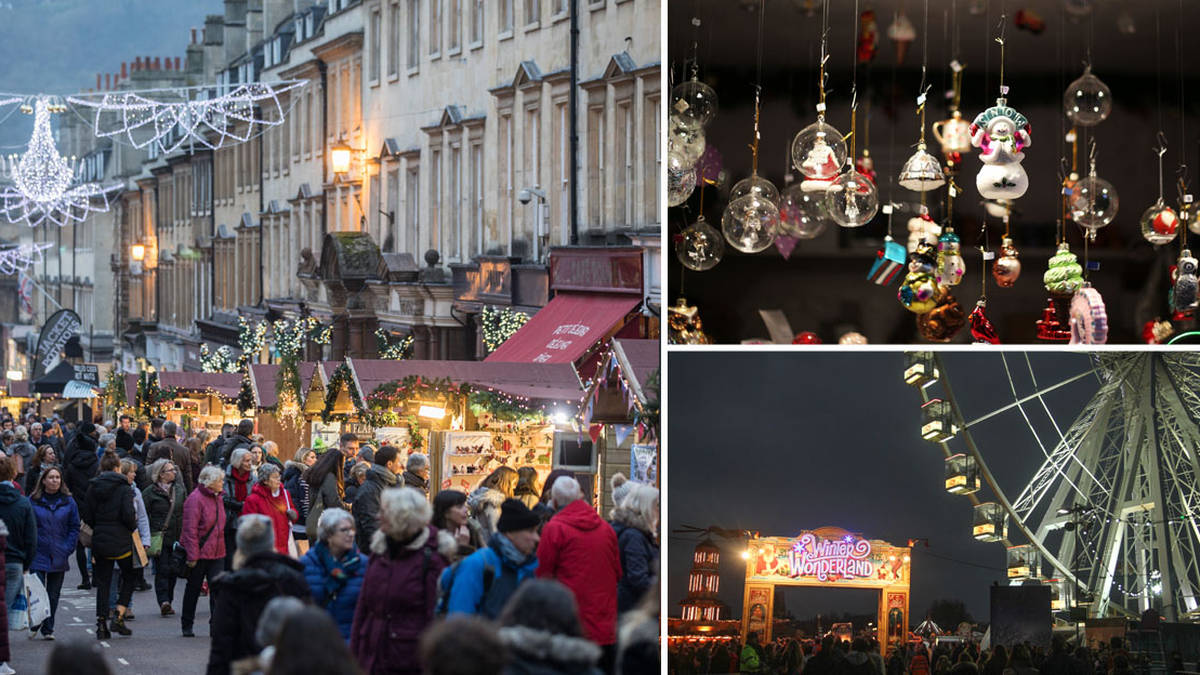 The Best Christmas Markets To Visit In The Uk From