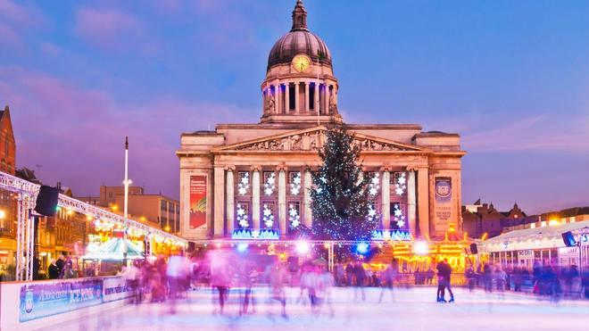 Nottingham Winter Wonderland
