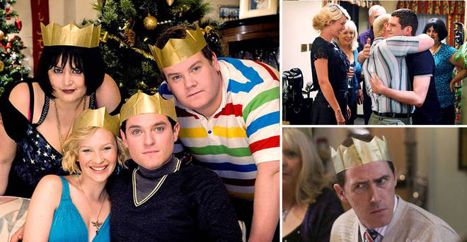 Gavin and Stacey is returning this Christmas