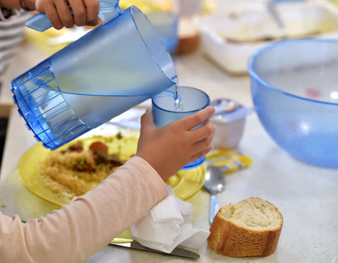 """Parents are allegedly """"in uproar"""" over the ban of sugary drinks in packed lunches."""