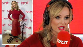 Heart Breakfast presenter Amanda Holden revealed the horrific details from the moment she broke her leg