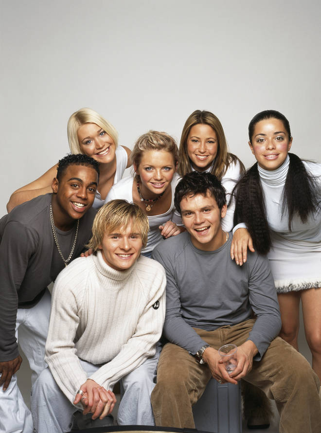 The pop group loved to don matching outfits back in the noughties