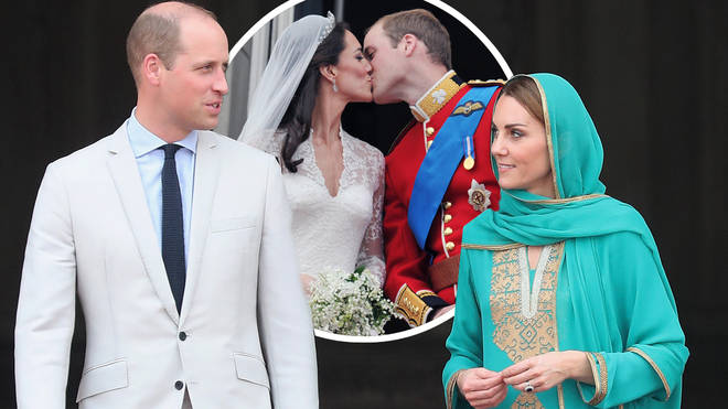 Kate Middleton and Prince William are said to have made a pact following their split in 2007