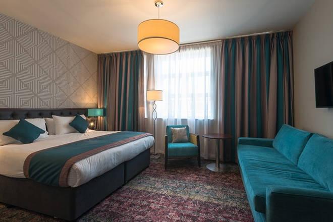 Wetherspoons' bedrooms were praised by customers