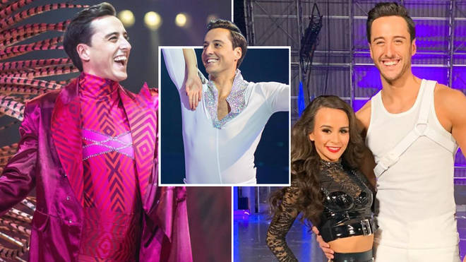 Alexander is married to fellow Dancing On Ice professional Carlotta Edwards.