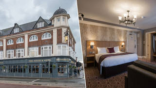 Wetherspoon has been rated the best UK hotel