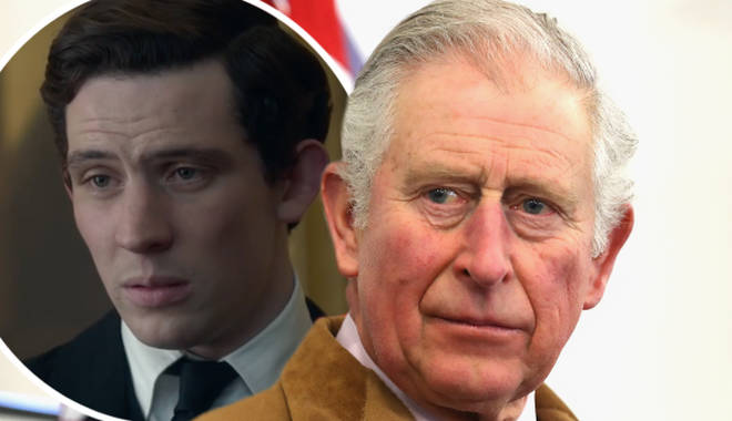 Prince Charles reportedly banned the stars of The Crown from the event