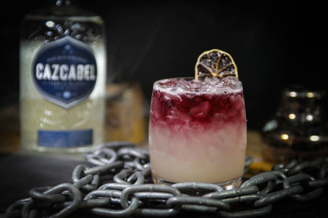 This margarita isn't for the faint-hearted