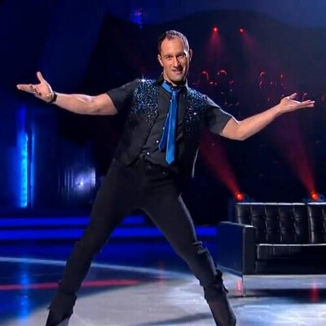 Lukasz Rozycki is returning to Dancing on Ice in 2020.