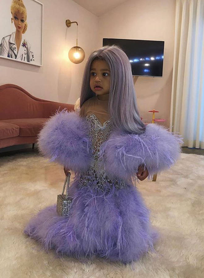 Kylie Jenner dressed her daughter up as her from 2019's Met Gala