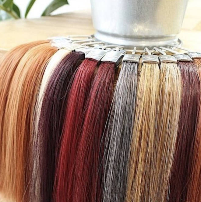 Hair extensions suit everyone and come in a range of colours
