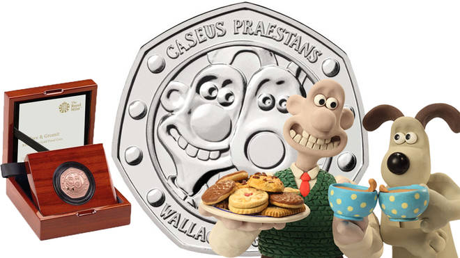 There are three versions of the coin, all varying in exclusivity and price