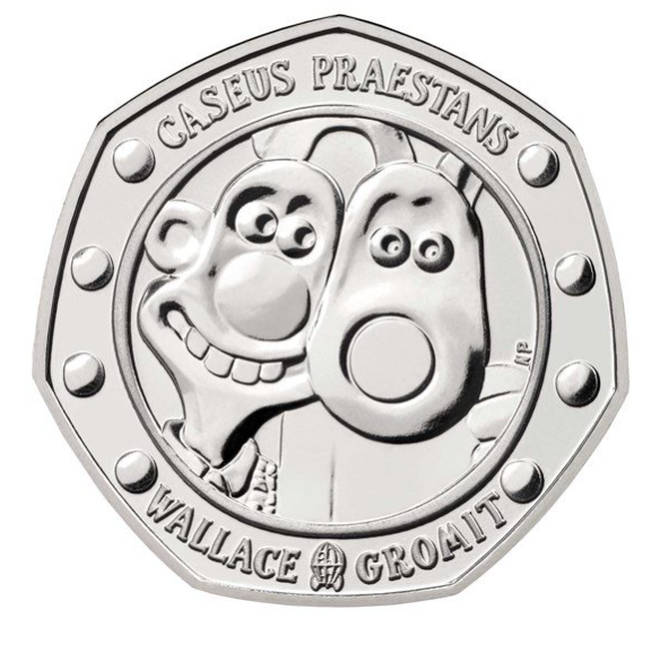 Wallace and Gromit made it's first TV appearance in 1989, and three decades later they are being honoured by Royal Mint