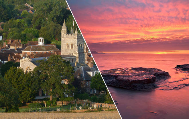 England is the second best tourist attraction for 2020
