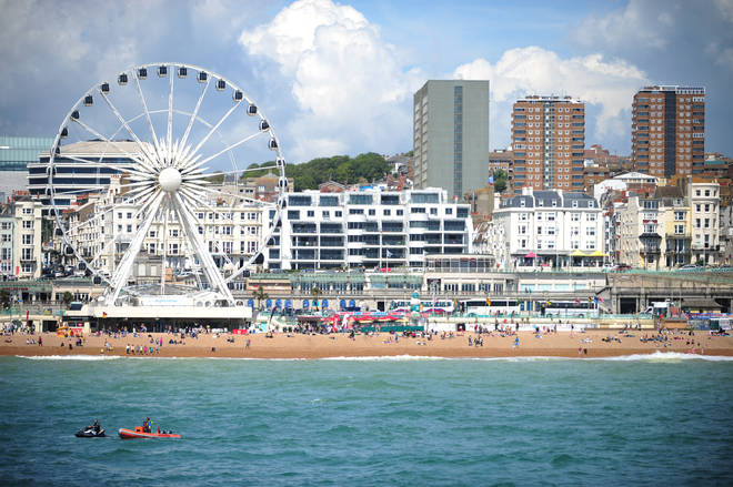 The UK has stunning beaches and great attractions
