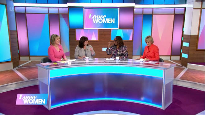 Coleen Nolan made the plea on today's Loose Women