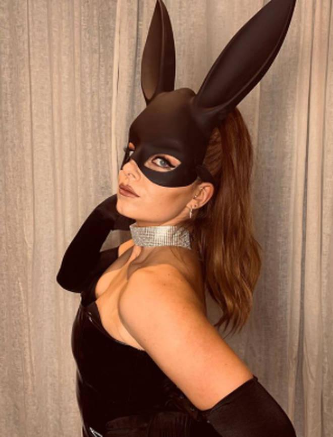 Sian Welby as Ariana Grande