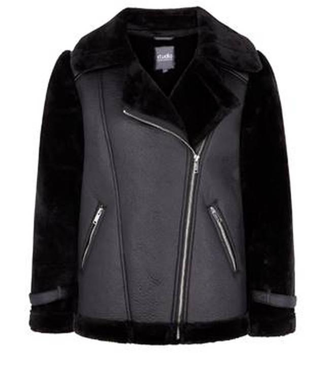 Black jacket by Studio