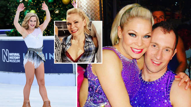 Alexandra Schauman will skate in the 2020 series of Dancing on Ice.