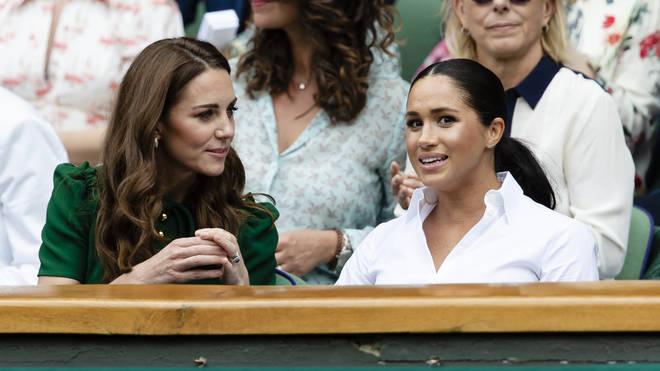 "Kate Middleton ""feels sorry"" for sister-in-law Meghan Markle"