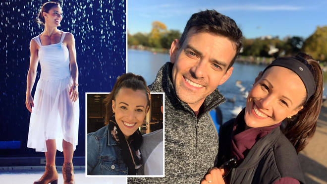 Jessica Hatfield has joined the cast of Dancing on Ice.