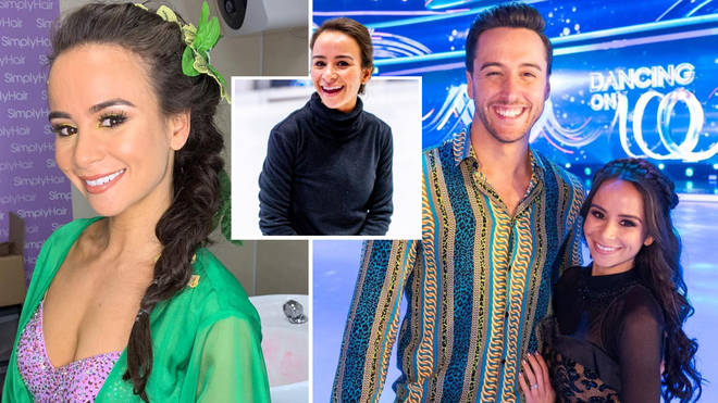 Carlotta Edwards is returning for another series of Dancing on Ice.