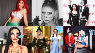Our favourite celebrities have gone all-out for Halloween this year