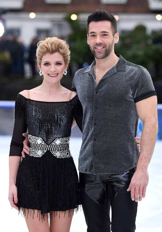 Sylvain was partnered up with Corrie actress Jane Danson in 2019.