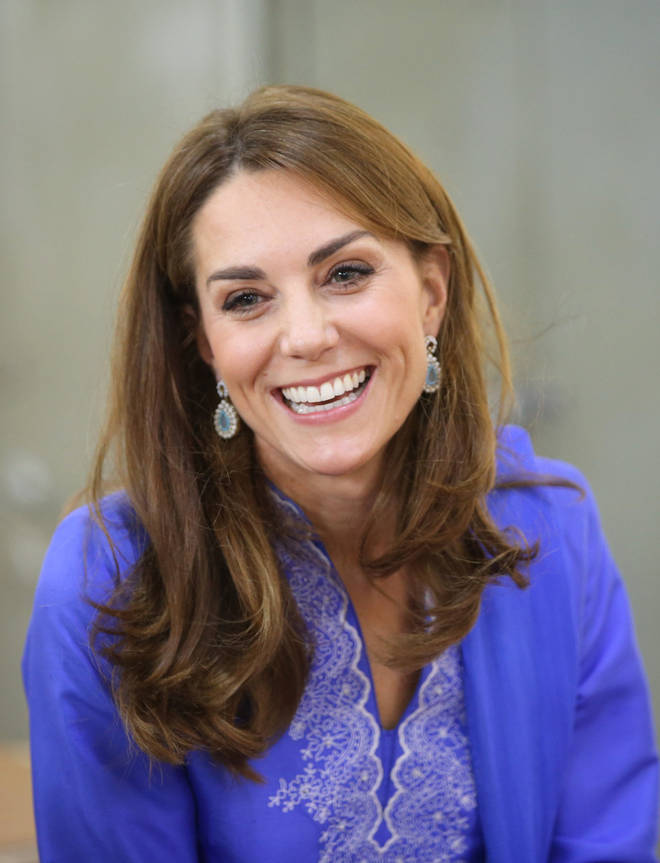 It is believed Kate Middleton would only take home around £23,000 a year