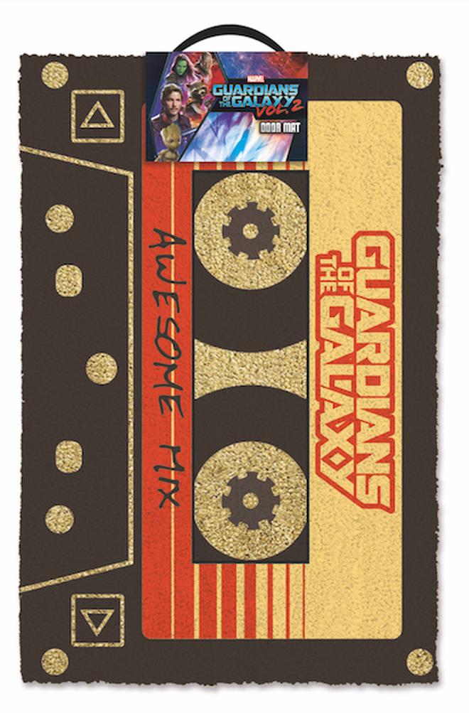 Guardians of the Galaxy doormat