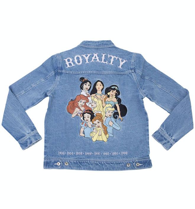 Disney Princess Denim Jacket