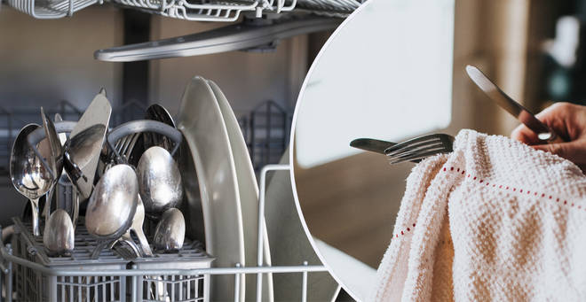 The 'correct' way to load your dishwasher has been revealed by an expert