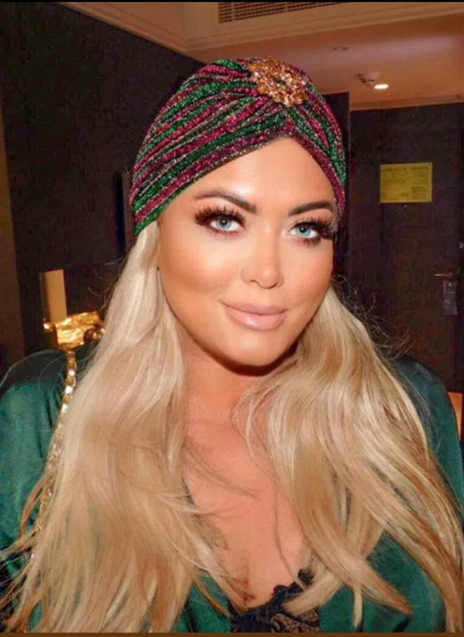 Gemma Collins was unrecognisable in a recent Instagram snap