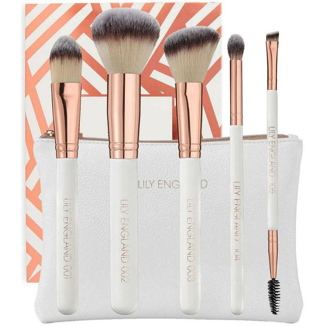 Make up brush set by Lily England