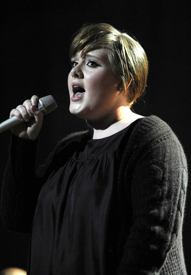 Adele has lost around three-stone in weight