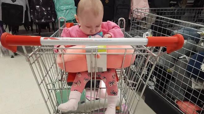 Jazz was praised for her handy supermarket hack