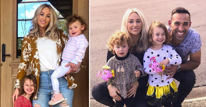 Lisa Lamond has revealed her clever parenting hack
