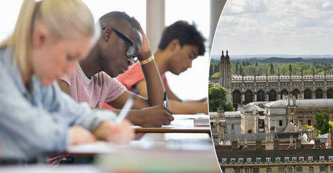 Social media users are baffled by this university entrance exam