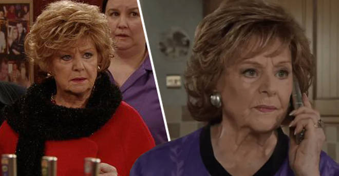 Rita Simmonds will be part of a devastating storyline