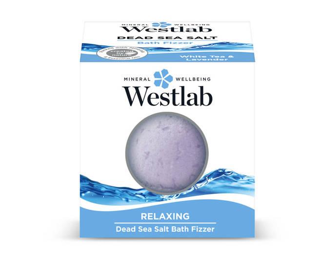Westlab bath fizzers