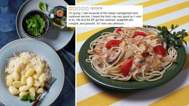 """The unnamed Yelp user blasted the place for having """"cheap management""""."""
