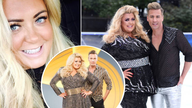 Gemma Collins returns to Dancing On Ice for a festive special this Christmas.