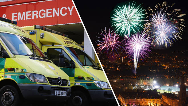 New figures reveal thousands end up in hospital each year due to bonfire injuries.