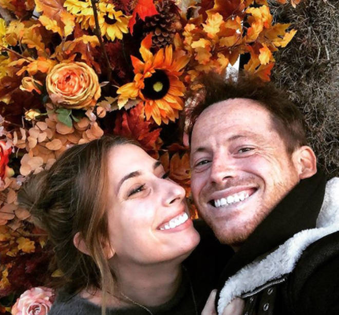 Joe Swash and Stacey Solomon have been dating since 2016