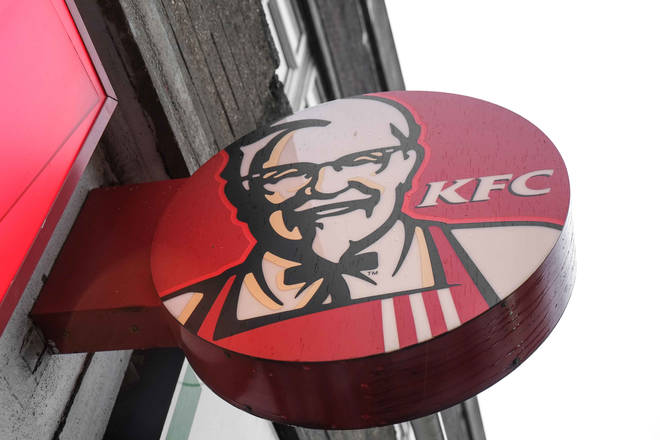 The KFC was delivered to the wrong address