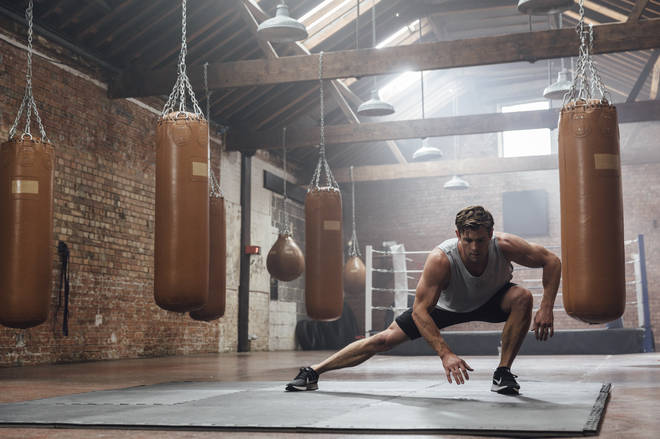 Centr is Chris Hemsworth's health and fitness app
