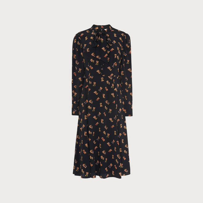 Holly Willoughby's LK Bennett dress