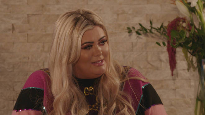 Gemma opened up about her struggles on the show