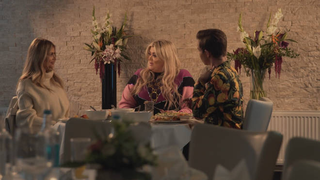 Bobby Norris and Chloe Sims joined Gemma for the debrief
