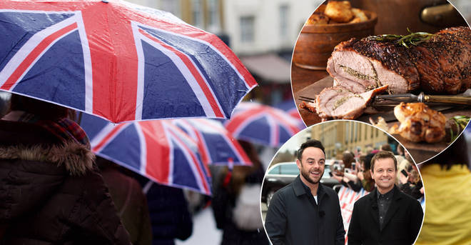The top 40 best things about Britain have been revealed